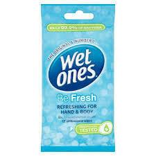Wet Ones Original Wipes 12pk