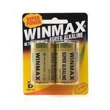 Winmax D 1.5V 2pk