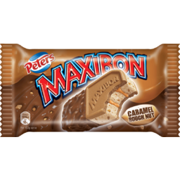 Maxibon Caramel Rough Nut