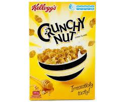 Kelloggs Crunchy Nut 380g