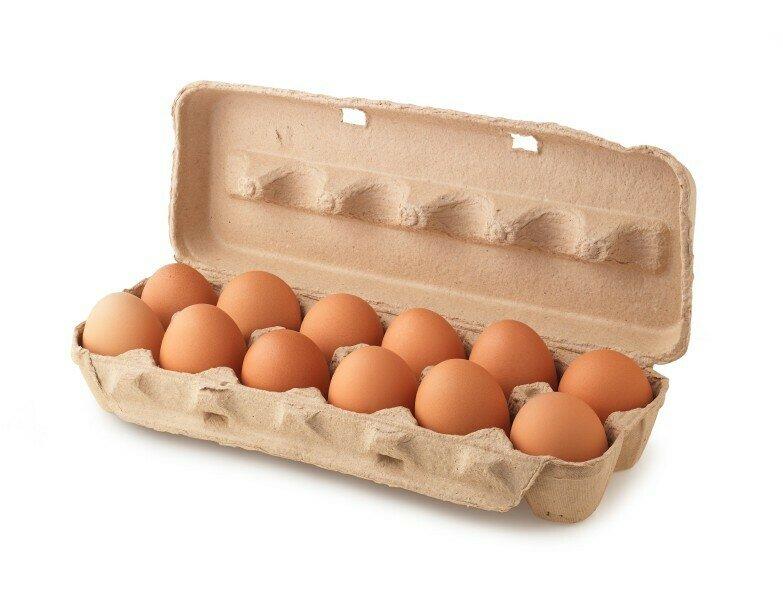 12 Dozen Eggs