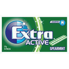 Extra Active Spearmint