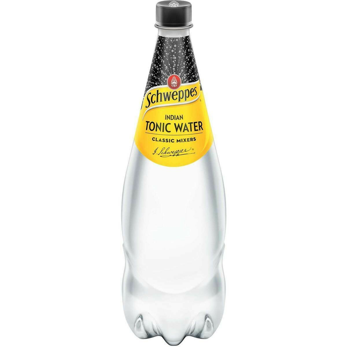 Schweppes Indian Tonic Water 1.1L