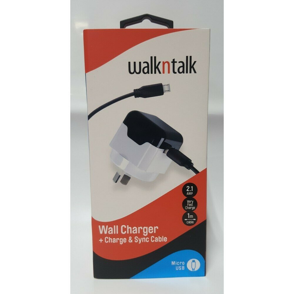 Walk & Talk Wall Charger forSamsung