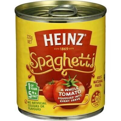 Heinz Spaghetti 220G