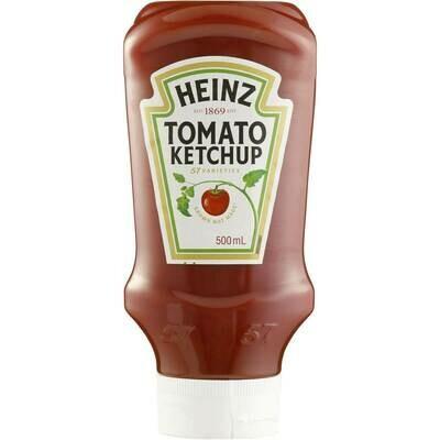 Heinz Tomato Ketchup 500ML