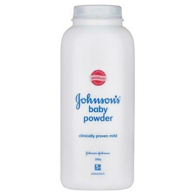 J&J Baby Powder 200g