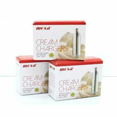 Cream Chargers * 36