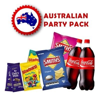 Australian Party Pack