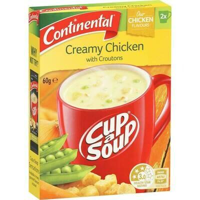 Continental Creamy Chicken 60G