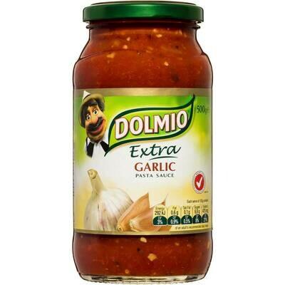 Dolmio Extra Garlic 500G