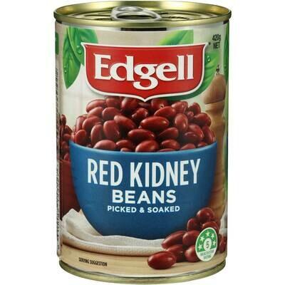 Edgell Red Kidney Beans 420G