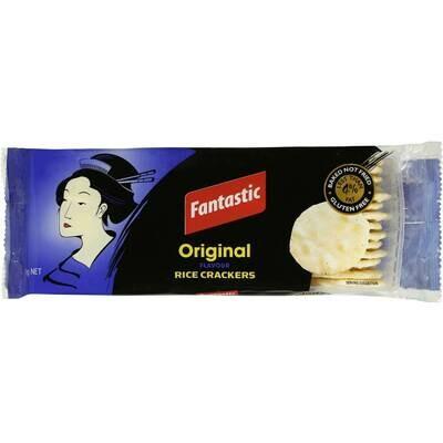 Fantastic Original Rice Crackers 100G