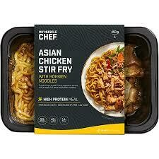 Muscle Chef Asian Stir Fry