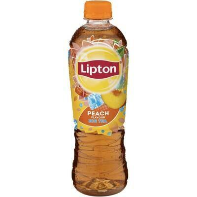 Lipton Ice Tea Peach 500ML