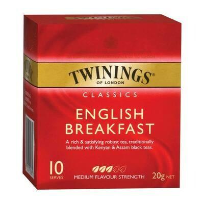 English Breakfast Tea 10 PK
