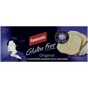 Fantastic Chicken Crackers 100G