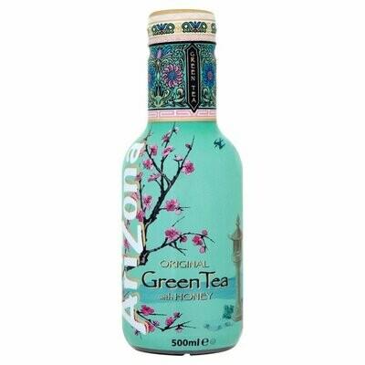 Arizona Honey Green Tea 473ML