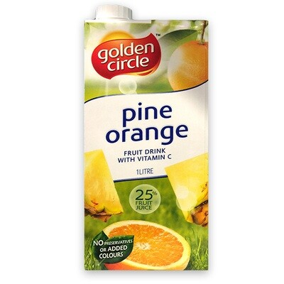 Golden Circle Pine Orange 1L