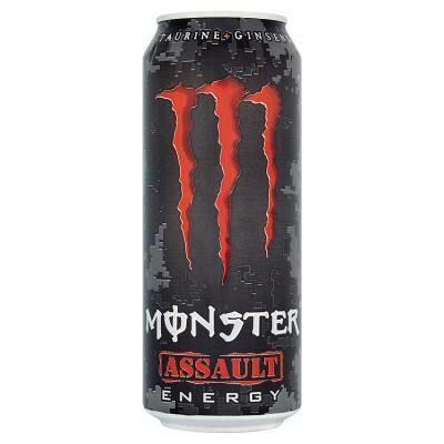 Monster Assault Energy 500ML