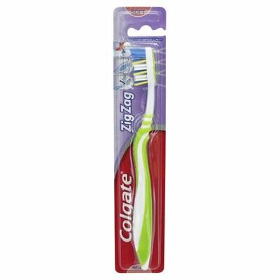 Colgate Zig Zag Soft Toothbrush