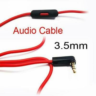 Walk & Talk Audio AUX Cable 3.5mm