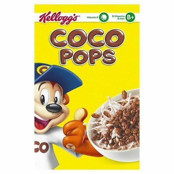 Kelloggs Coco Pops 295 G