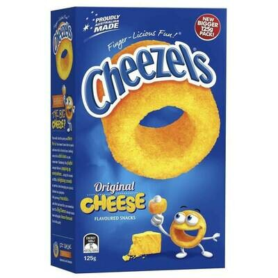 Cheezels Cheese 110g