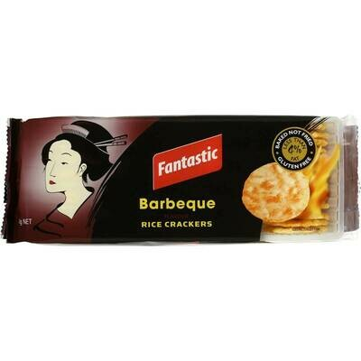 Fantastic BBQ Rice Cracker 100G