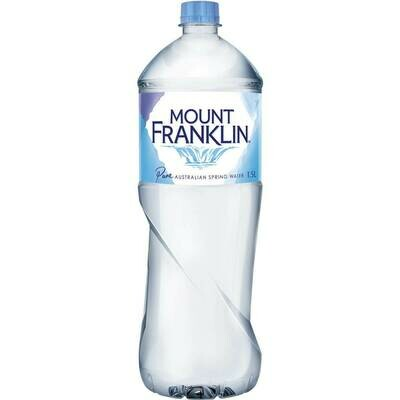 Mount Franklin Water 1.5L