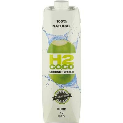 H2 Coco Coconut Water 1L