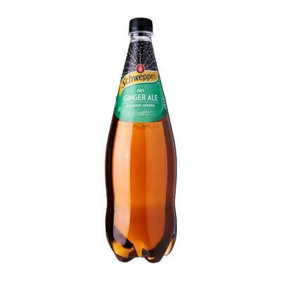 Schweppes Dry Ginger Ale 1.1L