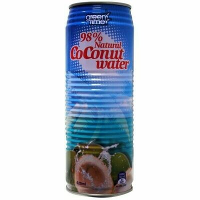 Green Time Coconut Water 520ML