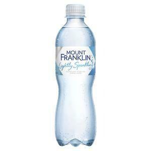 Mount Franklin Lightly Sparkling 450ML