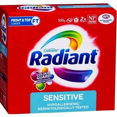 Radiant Front & Top Loader 500G