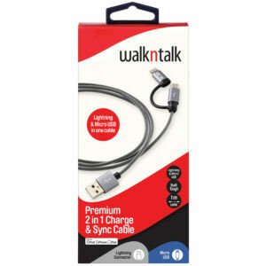 Walk And Talk Charge & Sync