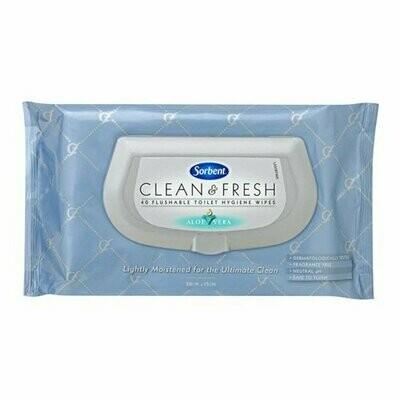 Clean & Fresh Wipes