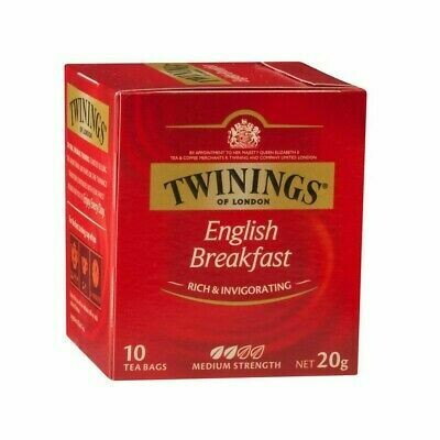 Twinings English Breakfast 20G