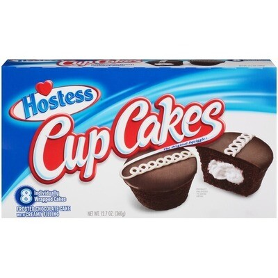 Hostess Cup Cakes 360G