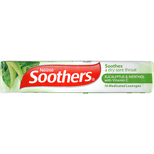 Soothers Eucalyptus & Menthol