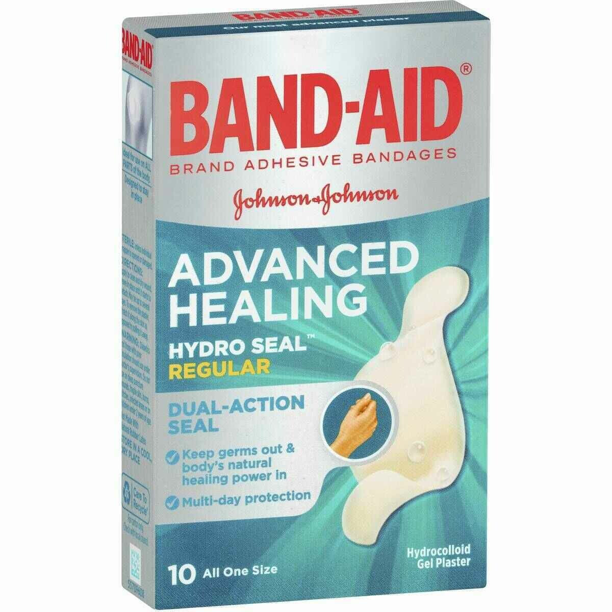 Band-Aid Advanced Healing