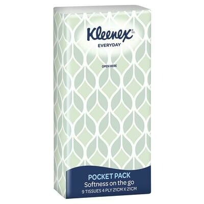 Kleenex Facial Pocket Tissue