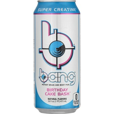 Bang Birthday Cake Bash 473ml