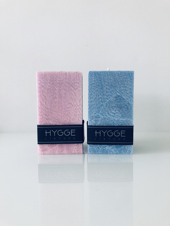 HYGGE kvepiančių žvakių rinkinys