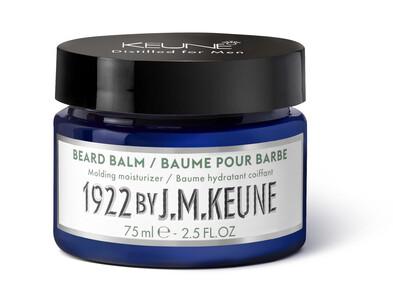 1922 BY J. M. KEUNE BARZDOS  BALZAMAS VYRAMS BEARD BALM