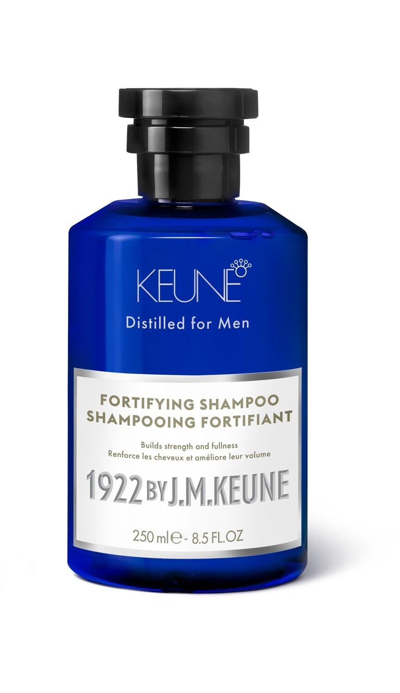 1922 BY J. M. KEUNE VYRIŠKAS PLAUKUS STIPRINANTIS ŠAMPŪNAS FORTIFYING