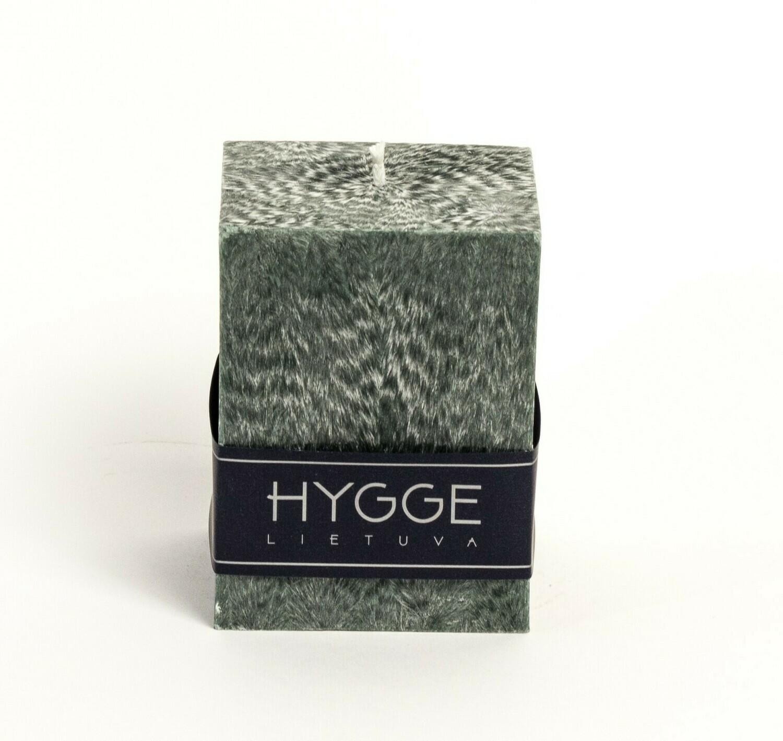 HYGGE žalia kvepianti žvakė