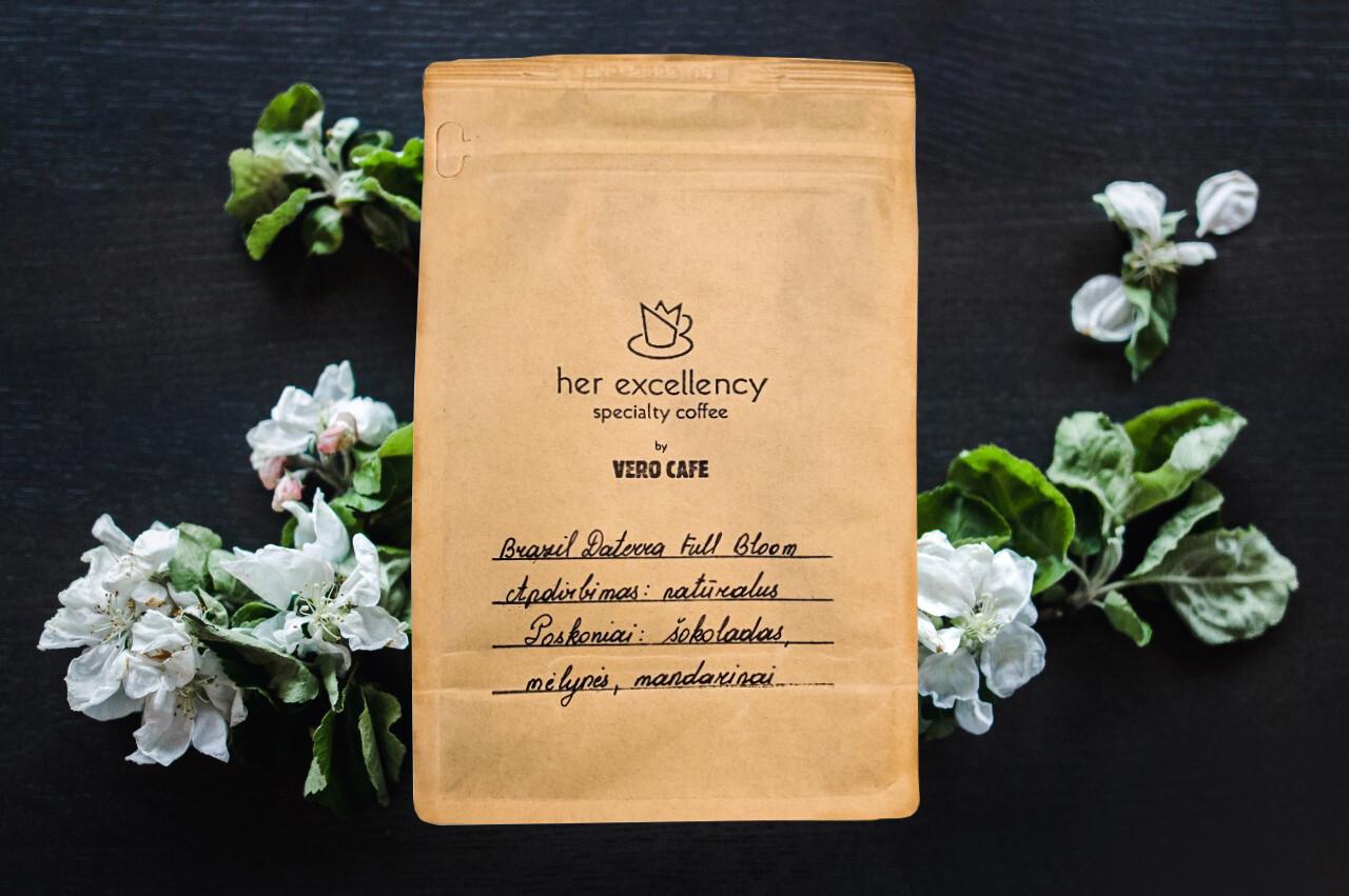 Rūšinė kava Brasil Daterra (malta)