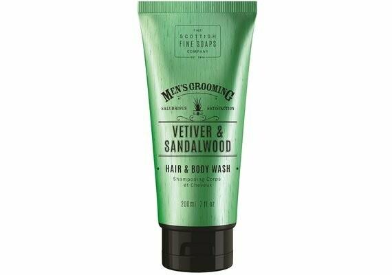 Vetiver & Sandelwood Hair & Body Wash