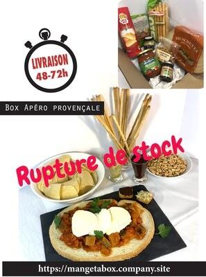 Box provençale